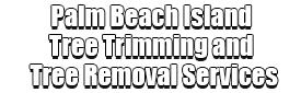 Palm Beach Island Tree Trimming and Tree Removal Services Logo-We Offer Tree Trimming Services, Tree Removal, Tree Pruning, Tree Cutting, Residential and Commercial Tree Trimming Services, Storm Damage, Emergency Tree Removal, Land Clearing, Tree Companies, Tree Care Service, Stump Grinding, and we're the Best Tree Trimming Company Near You Guaranteed!
